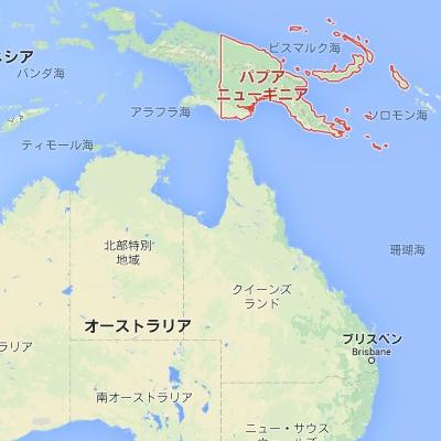 太平洋戦争の激戦区「パプアニューギニア」が、いまバブル経済の舞台に