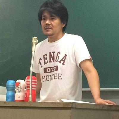 TENGA松本社長も登壇